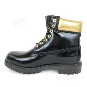 6fc280334bd Timberland Shoes | Premium Boot Waterproof Patent Leather | Poshmark